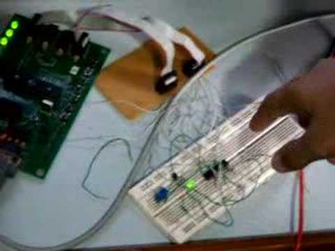 Our mini project : Digital thermometer - YouTube
