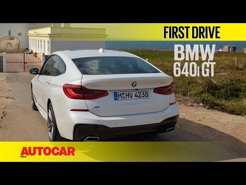BMW 6series GT | First Drive | Autocar India