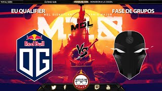 OG vs TFT - 3 - EU Q - MDL Disneyland MAJOR - Viciuslab