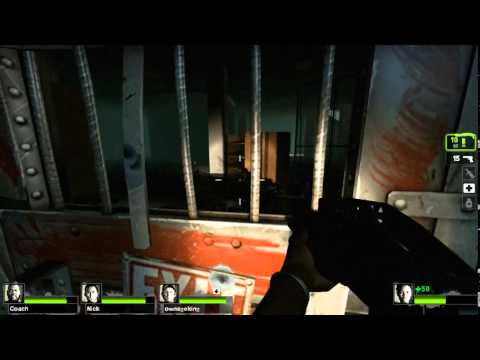 FPS | Left For Dead | Random Shootouts