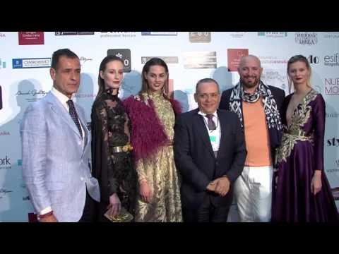 3 firmas de Tenerife Moda en la pasarela #CosturaEspaña 2016