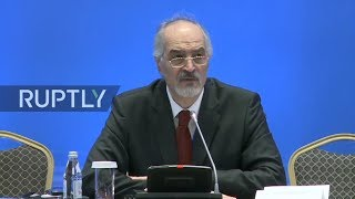 LIVE: Press conference after 12th Syrian peace talks in Nur-Sultan ORI thumbnail