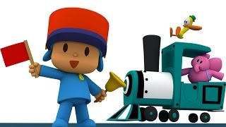 POCOYO season 2 ENGLISH full episodes PART 1 - 30 minutes!! - catoons compilation