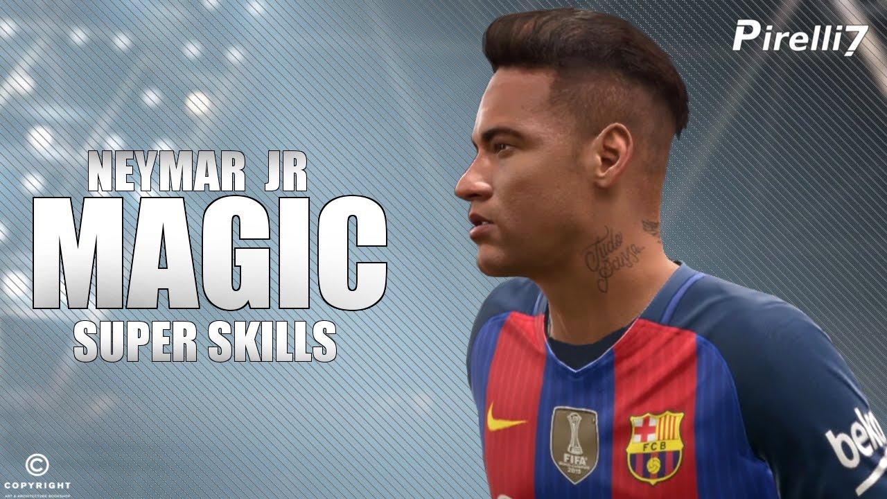 FIFA 17 Neymar Jr Super Skills 2017