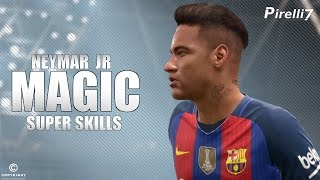 FIFA 17: Neymar Jr. Super Skills 2017 |NeyMagic| 60fps - by Pirelli7