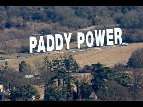 paddy power add