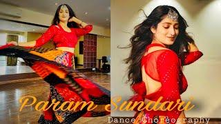PARAM SUNDARI | Bollywood Dance | Divyas Choreography.