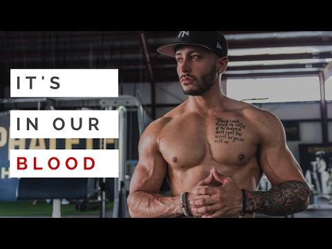 It's in our blood! | Motivational Fitness Video