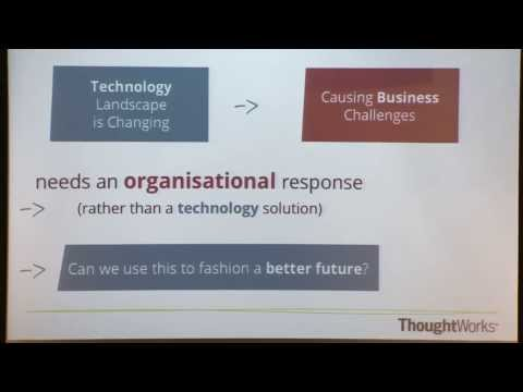 Thriving in the fragmented future - Scott Shaw | ThoughtWorks Live Australia 2013