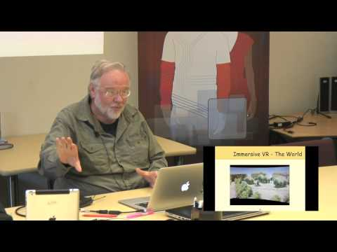 Tom Furness: Thinking About Human Interface Technology Part 4
