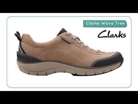 31e2e6529ce9 Clarks Wave Trek - Planetshoes.com - YouTube
