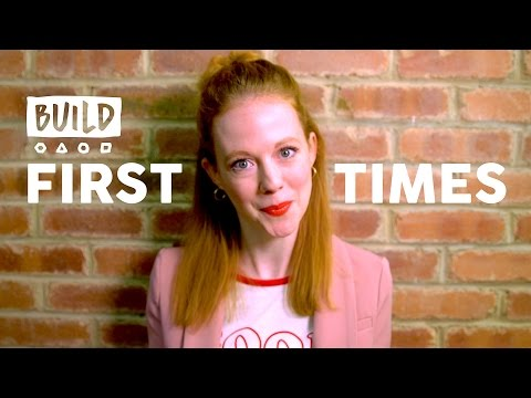 Zoe Boyle's First Times