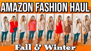 Baixar amazon try-on haul fall/winter 2019: comfy basics & holiday fashion!!