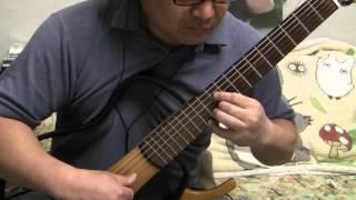 現代ギター社版 わが心の演歌 より 演奏しました.