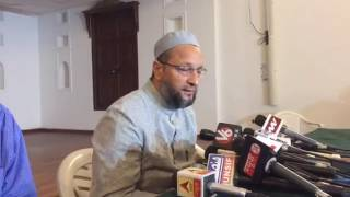 asaduddin owaisi after up election results 2017