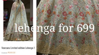 *wedding special*designer lehenga|bridal lehenga review|online shopping review|lehenga online