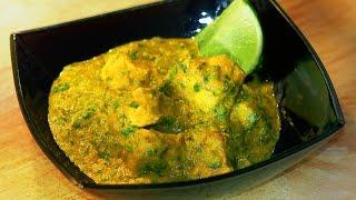 REAL Chicken Saag   Punjabi Indian Curry Recipe (murgh, gosht)