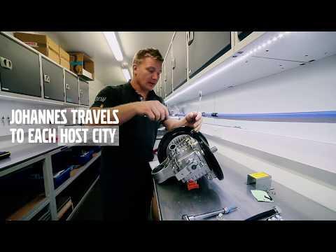 Meet Johannes Karlsson, expert  for the Volvo Ocean Race
