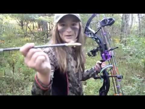 Reagan's 2015 VA Urban Archery Hunt