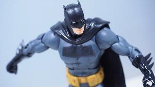 DC Universe Batman CUSTOM Figure Review