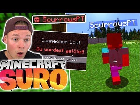 Minecraft SURO: ERSTER