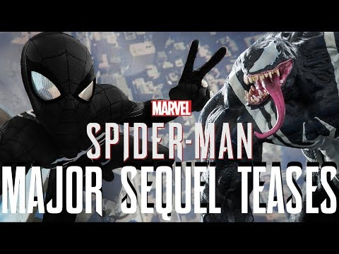 Spider-Man PS4: MAJOR Sequel Teases!!! Suit Customization, Darker Story, & More!!!