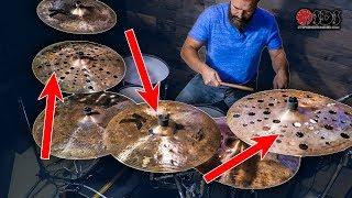 Zildjian K Custom Special Dry Cymbals Demo