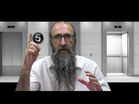 Le 5eme ETAGE, Episode 5 - La Ye'hida : le message radio - Rav Itshak Peretz