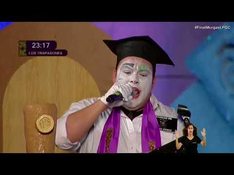 Los Trapasones   Final de Murgas   Las Palmas GC 2018