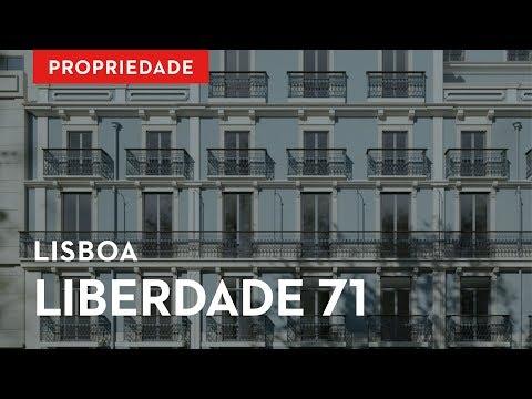 Liberdade 71 - Apartamentos de luxo na prestigiosa Avenida da Liberdade