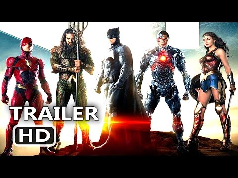 Thumbnail: JUSTICE LEAGUE Official Trailer # 2 (2017) Batman, Superhero Movie HD