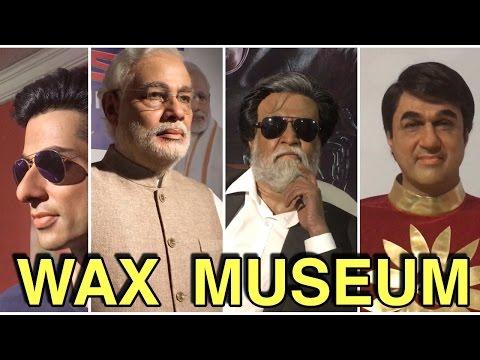 Sunil's Celebrity Wax Museum | Lonavala