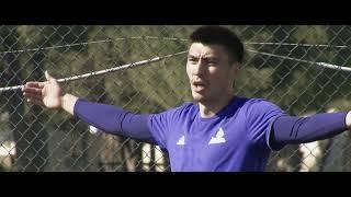 Астана готовится к сезону в Турции