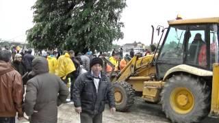 Sremska Mitrovica, vodostaj 850 - Odbrana od poplave