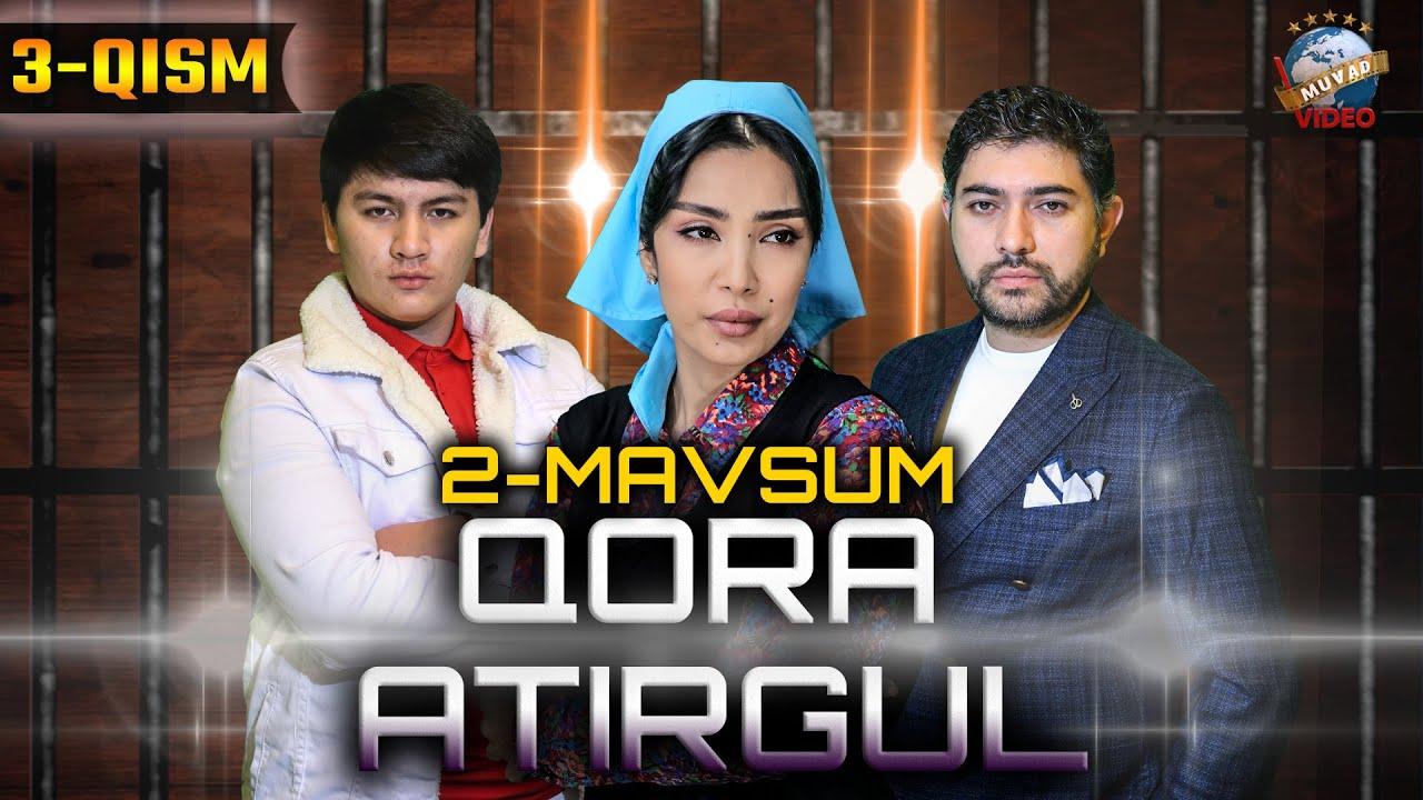 Qora atirgul (o'zbek serial) 63-qism | Кора атиргул (узбек сериал) 63-кисм