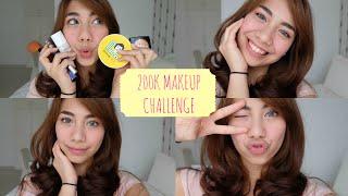 200K Makeup Challenge - Abel Cantika
