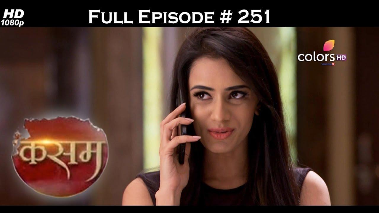 Kasam - 21st February 2017 - कसम - Full Episode (HD)