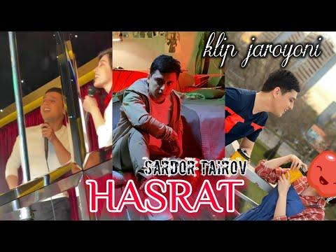 Sardor Tairov-Hasrat (klip jaroyoni)