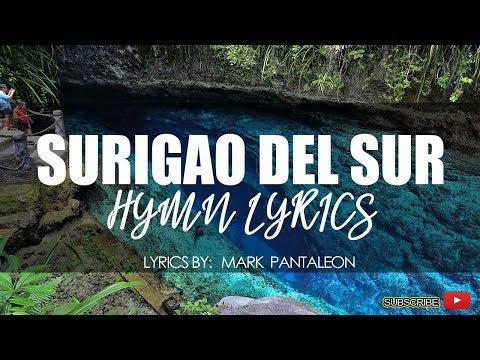 Surigao del Sur Hymn Lyrics
