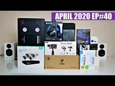 Coolest Tech Of The Month APRIL 2020 - EP#40 - Latest Gadgets You Must See