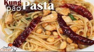 Kung Pao Pasta | Ventuno Chef's Corner