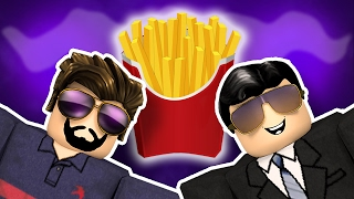 Roblox | Escape the Fast Food Restaurant | Ben and Dad