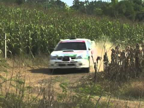 Asia Pacific Rally Championship: Thailand Day 1 Action