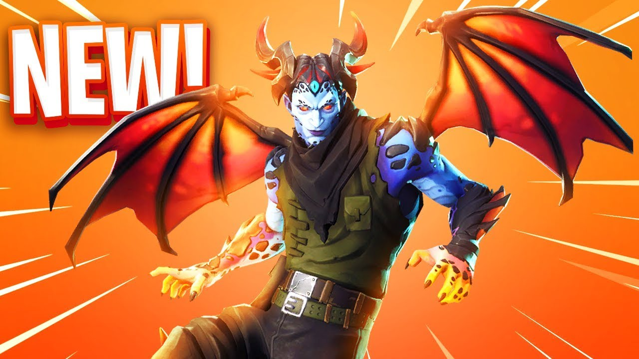 The New SKINS in Fortnite.. - YouTube