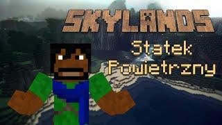 Minecraft Skylands (PL) część 38 - Galera