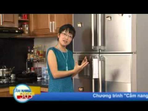 Sử dụng tủ lạnh (03-08)