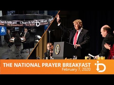 The Download — The National Prayer Breakfast