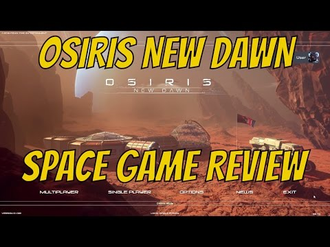Osiris New Dawn REVIEW - January 2017...