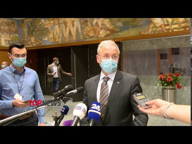 18.09.2020 Izjava ministra Aleša Hojsa po interpelaciji