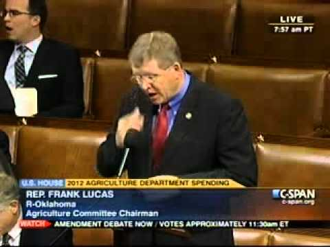 Lucas opposes H.R. 2112 Adjusted Gross Income Amendment